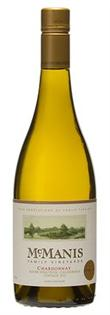 Mcmanis Family Vineyards Chardonnay 2015 750ml - Case of 12